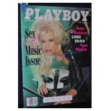 Playboy Magazine April 1998