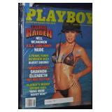 Playboy Magazine August 1999
