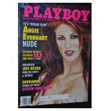 Playboy Magazine February 2000