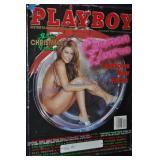 Playboy Magazine December 2000