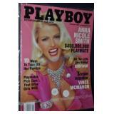 Playboy Magazine February 2001