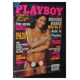 Playboy Magazine May 2001
