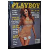 Playboy Magazine November 2001