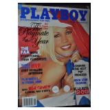 Playboy Magazine June 2002