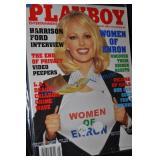 Playboy Magazine August 2002