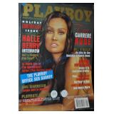 Playboy Magazine January 2003