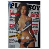 Playboy Magazine October 2003