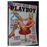 Playboy Magazine March 2005
