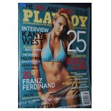 Playboy Magazine March 2006
