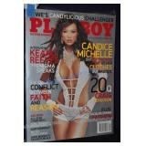 Playboy Magazine April 2006