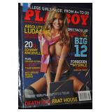Playboy Magazine October 2006