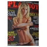 Playboy Magazine September 2007