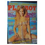 Playboy Magazine July 2008
