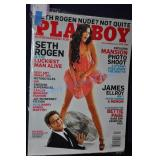 Playboy Magazine April 2009