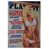 Playboy Magazine September 2009