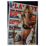 Playboy Magazine July 2010