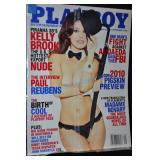 Playboy Magazine September 2010