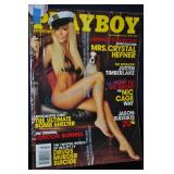 Playboy Magazine July 2011