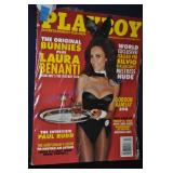 Playboy Magazine October 2011