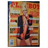 Playboy Magazine November 2011