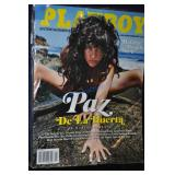 Playboy Magazine January / February 2013