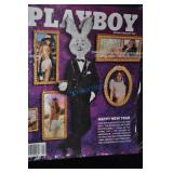 Playboy Magazine January / February 2017