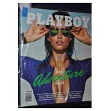 Playboy Magazine July / August 2017