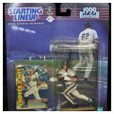 Starting Lineup Chipper Jones Action Figure