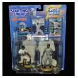 Albert Belle & Frank Thomas Action Figures