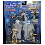 Jose Canseco & Mark McGwire  Action Figures