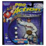 Greg Maddux Pro Action Figure