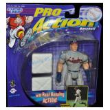 Chipper Jones Pro Action Figure