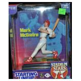 Mark McGwire Stadium Stars Action Figure