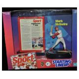 Mark McGwire Sport Stars Dominators Action Figure