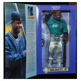 Ken Griffey, Jr. Fully Posable Action Figure