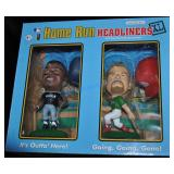 Ken Griffey, Jr. & Mark McGwire Action Figures