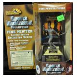 Sports Ill. Collection Frank Thomas Pewter Figure