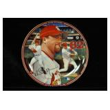 Mark McGwire Set of 2 LTD. ED. Porcelain Plates