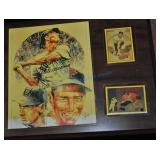 Ted Williams Commemorative Plaque