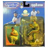 Starting Lineup Greg Maddux  Action Figure