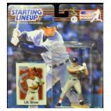 Starting Lineup J.D. Drew Action Figure