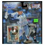 Starting Lineup Pedro Martinez  Action Figure