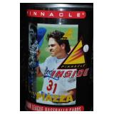 Pinnacle Mike Piazza Baseball Cards In A Can