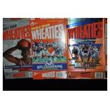9) Various Collectible Cereal Box Flats