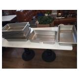 LOT OF 14 SS PANS
