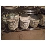 """LOT OF 96 OVAL PLATTERS 12"""""""
