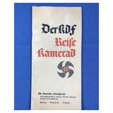 GERMAN / NAZI,  DR. ROBERT LEY / GERMAN LABOUR