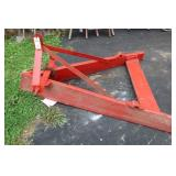 TRACTOR 3 PT. HITCH SNOW PLOW