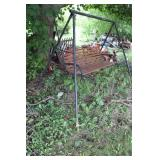 GARDEN SWING - USED CONDITION