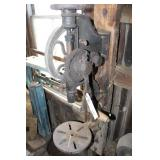 WALL MOUNTED DRILL PRESS - UNKNOWN MAKER